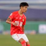 """""""Wei Shihao, la joven perla del fútbol chino. Foto: Getty Images"""""""