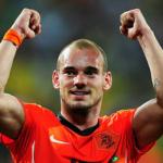 """""""Sneijder podría seguir los pasos de Robben para volver a jugar al fútbol. Foto: Getty Images"""""""