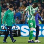 "William Carvalho sufre una hernia discal ""Foto: Jornada Perfecta"""