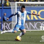 Wu Lei se queda en el Espanyol / Laliga.es