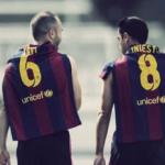 """¿Y si Xavi llega al banquillo del Barça acompañado de Iniesta? """"Foto: El Español"""""""