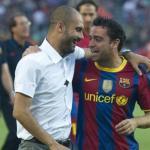 La hipocresía de Xavi y Guardiola con el conflicto en Cataluña