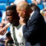Ya se nota la mano de Zidane en Vinicius / Elespanol.com