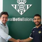 """El Betis cubrirá la plaza de Sanabria con el hermano de Fekir """"Foto: RBB"""""""