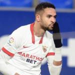 El Sevilla espera recibir una oferta por Youssef En-Nesyri
