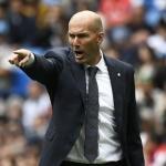 Zidane en un partido con el Real Madrid / REAL MADRID