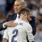 Zidane, ante un problema que deberá resolver.