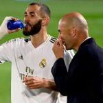 Zidane no forzará a Benzema / Besoccer.com