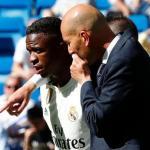 Zidane pone en su sitio a Vinicius / Elespanol.com