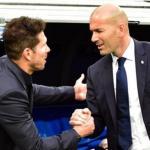 Zidane y Simeone acusan la falta de pegada.
