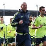 El Real Madrid se queda con 12 jugadores de la primera plantilla. Foto: AS