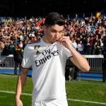 Zinedine Zidane decide contar con Brahim Díaz / Twitter